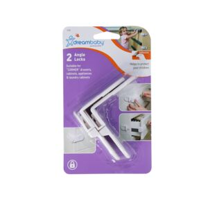 CHILD SAFETY ANGLE LOCK 2PC