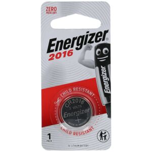 BATTERY COIN LITHIUM 2016 ENERGIZER