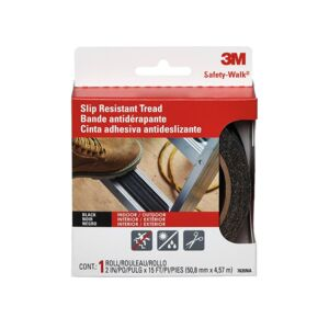 "OUTDOOR TREAD 2"" ANTI-SLIP BLACK 3M"