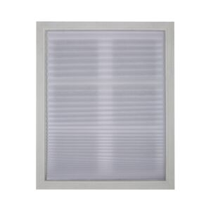 BLINDS EASY PLEATED 90X240CM WHITE