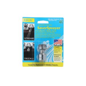 FAUCET AERATOR DLUXE ULTRA SAVER SWIVEL