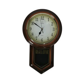 WALL CLOCK WITH MUSICAL PENDULAM 51 CM