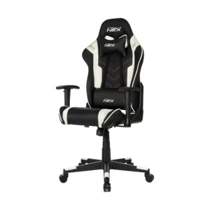 GAMING CHAIR NEX DXRACER BLK&WHT (L)