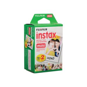 INSTAX MINI INSTANT FILM TWIN PACK 20'S
