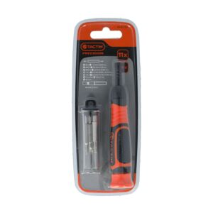 SCREWDRIVER 11in1 PRECISION TACTIX