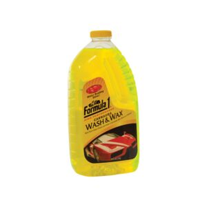 CAR WASH 64oz WAX CARNAUBA FORMULA1