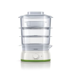FOOD STEAMER 900W 9L W/ XL STEAMING BOWL