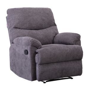 RECLINER CHAIR 84X99X99CM GRAY