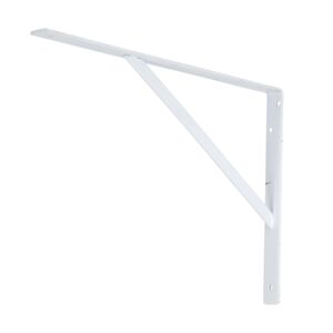 "SHELF BRACKET 20"" HEAVY DUTY WHITE"