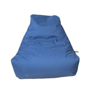 BEAN BAG FABRIC OUTDOOR UV LARGE R. BLUE