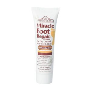 MIRACLE FOOT REPAIR 1 OZ FISH BOWL