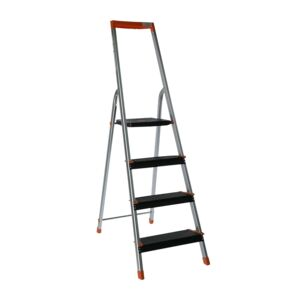 LADDER 4 STEP ALUMINUM