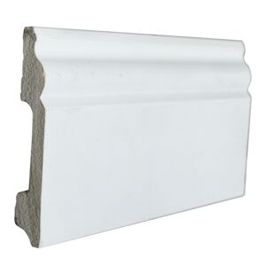SKIRTING 240X9CM WHITE