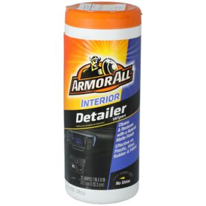 PROTECTANT WIPES 25'S DETAILER NF A.A