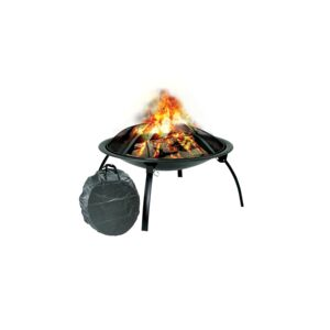 "FIRE PIT 29.5"" PORTABLE W/CARRY BAG"