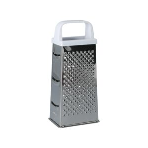 "GRATER PRYAMID 8"" W/HANDLE SS C.C"