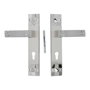 DOOR HANDLE ZINC ALLOY SN