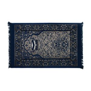 MEMORY FOAM PRAYER RUG INNOVATIV N.BLUE