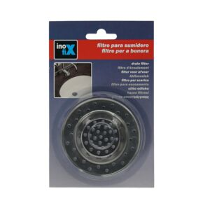 DRAIN STRAINER 80MM STAINLESS STEEL