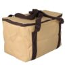 COOLER BAG LARGE  30.5x20x23CM BROWN