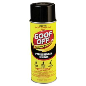 GOOF OFF MIRACLE REMOVER 12.OZ CAN