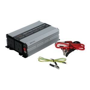 POWER INVERTER 1000W 12V/24VDC COOLNGFAN