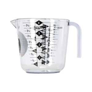 MEASURING CUP 4CUPS CAPACITY CHEF CRAFT