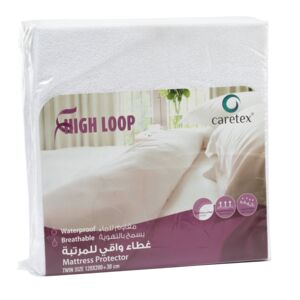 MATTRESS PROTECTOR TWIN HIGH LOOP