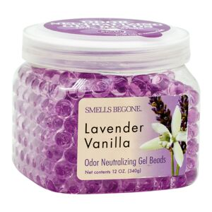 AIRFRESHENER-GEL BEADS 12OZ. LAVNDER VAN