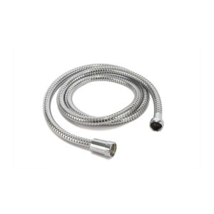 SHOWER HOSE 1.52M STAINLESS STEEL CHRME