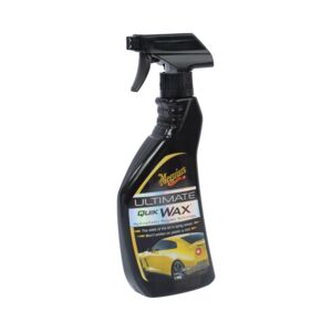 CAR WAX ULTIMATE QUICK MEGUIARS