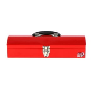 "TOOL BOX 16"" 41CM STEEL BIG RED"