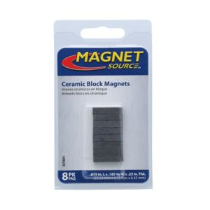 MAGNET 8PCS SET BLOCKS