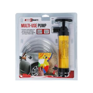 PUMP SIPHON MULTI PURPOSE SHOP CRAFT