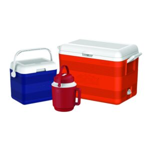 ICE CHEST COMBO (46LTR&10LTR&JUG 1/2)