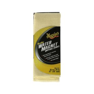 DRYING TOWEL WATER MAGNET MEGUIARS