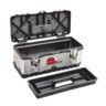 "TOOL BOX 23"" SS/PLASTIC BIG RED"