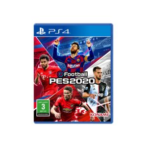 PS4 GAME - E FOOTBALL PES2020