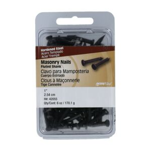 "NAILS MASONRY 1"" 6oz"