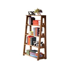 STORAGE RACK 74X38X143CM PINE WOOD COLOR