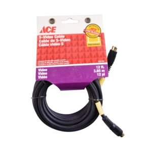 CABLE S VIDEO 12FT ACE