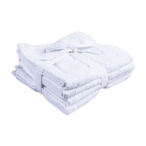 TOWEL 4PCS SET CONCEPTO WHITE