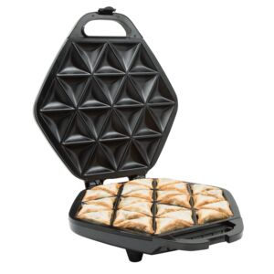 SAMBOSA MAKER 24 TRIANGLES BLACK HOMIX