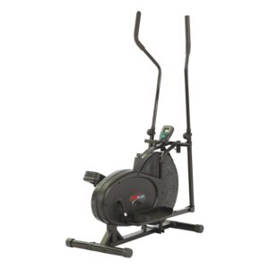 ELLIPTICAL BIKE 100KG W/MONITOR FITPLUS