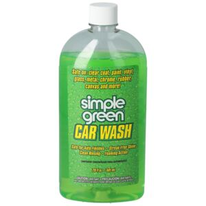 CAR WASH 20oz SIMPLE GREEN
