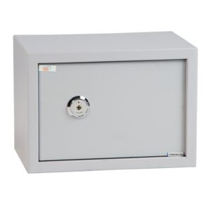 SAFE 11KG MECHANICAL W/CROSS KEY D. GREY