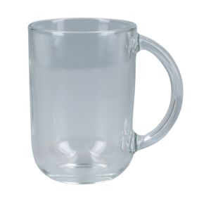MUG 320ML 6PCS TROQUET CLEAR