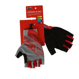 EXERCISE GLOVES LARGE
