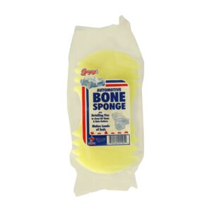 SPONGE BONE SHAPE W/ DETAILING PIN