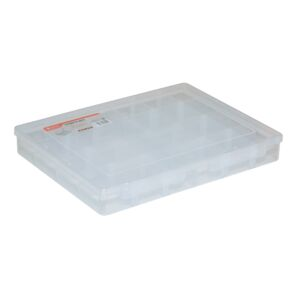 UTILITY BOX 20COMPARTMENT PLASTIC TACTIX
